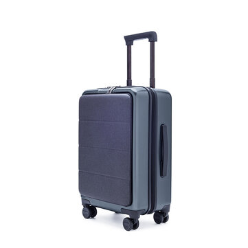 90FUN 36L 20inch Suitcase Double TSA Lock Carry On Luggage 360° Universal Wheel Case From Xiaomi youpin for Travel Business
