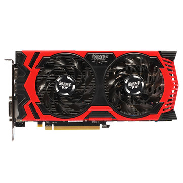 Yeston AMD Radeon RX570-4G D5 PA 256Bit 4GB GDDR5 1244MHz Gaming Graphics Card