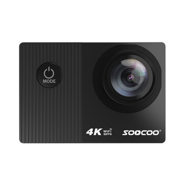 SOOCOO F91R Ultra HD 4K 60fps Remote Control WIFI Action Camera Underwater Waterproof Video Sports Camera with Touch Screen