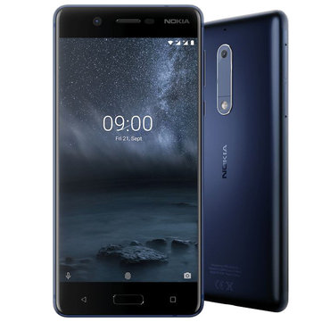 £82.49 NOKIA 5 Global Version 5.2 inch Fingerprint Android 9 2GB 16GB Snapdragon 430 Octa Core 4G Smartphone Smartphones from Mobile Phones & Accessories on banggood.com