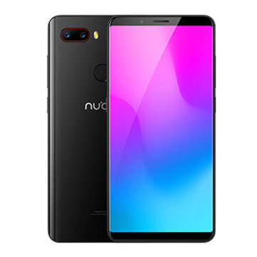 £368.22Nubia Z18 Mini 24MP Dual Camera Face Unlock 6GB RAM 64GB ROM Snapdragon 660 Octa Core 4G SmartphoneSmartphonesfromMobile Phones & Accessorieson banggood.com