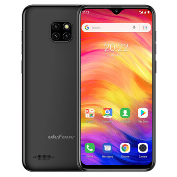 Και κινητό στο 55ευροπουλα !!!!! | Ulefone Note 7 6.1 inch Triple Rear Camera 3500mAh 1GB RAM 16GB ROM MT6580A Quad core 3G Smartphone