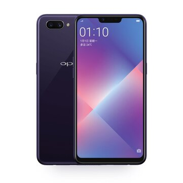 OPPO A5 6.2 Inch Notch Screen Android 8.1 4230mAh 3GB RAM 32GB ROM SDM 450B Octa Core 1.8GHz 4G Smartphone Smartphones from Mobile Phones & Accessories on banggood.com