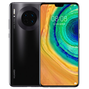 HUAWEI Mate 30 6.62 inch 40MP Triple Rear Camera 6GB 128GB NFC 4200mAh Wireless Charge Kirin 990 Octa Core 4G Smartphone Smartphones from Mobile Phones & Accessories on banggood.com
