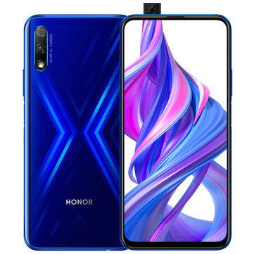 £253.61 % HUAWEI Honor 9X 6.59 inch 48MP Dual Rear Camera 4000mAh 6GB RAM 64GB ROM Kirin 810 Octa Core 4G Smartphone Smartphones from Mobile Phones & Accessories on banggood.com