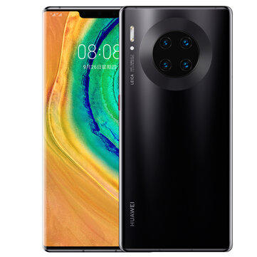 HUAWEI Mate 30 Pro 5G Version 6.53 inch 40MP Quad Rear Camera 8GB 256GB NFC 4500mAh Wireless Charge Kirin 990 5G Octa Core 5G Smartphone Smartphones from Mobile Phones & Accessories on banggood.com