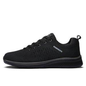 Παπουτσάκι στα 11€ πήρατε ? | TENGOO Fly-D Men Sneakers Ultralight Soft Breathable Bouncy Shock Absorption Running Sneakers Sports Shoes