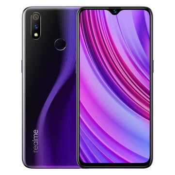 £245.0319%OPPO Realme 3 Pro Global Version 6.3 Inch FHD+ Android 9.0 4045mAh 25MP AI Front Camera 6GB RAM 128GB ROM Snapdragon 710 Octa Core 2.2Ghz 4G SmartphoneSmartphonesfromMobile Phones & Accessorieson banggood.com