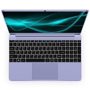 YEPO i8 Laptop 15.6 inch Blackit keyboard i3 5005U Dual Core 8GB LPDDR3 256GB SSD