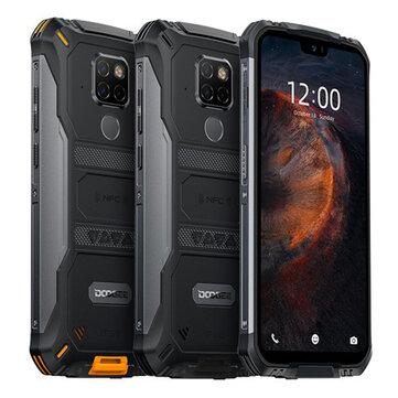 DOOGEE S68 Pro Global Version 5.84 inch FHD+ IP68 Waterdrop 6300mAh NFC 21MP Triple Rear Cameras 6GB RAM 128GB ROM Helio P70 Octa Core 2.0GHz 4G SmartphoneSmartphonesfromMobile Phones & Accessorieson banggood.com