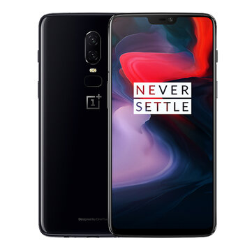 OnePlus 6 6.28 Inch 19:9 AMOLED Android 8.1 NFC 8GB RAM 128GB ROM Snapdragon 845 4G Smartphone