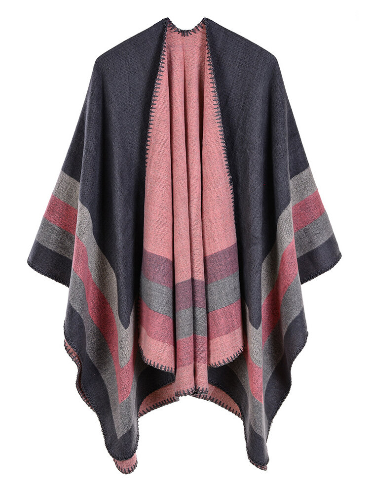Best Casual Striped Print Shawl Cardigan for Women You Can Buy