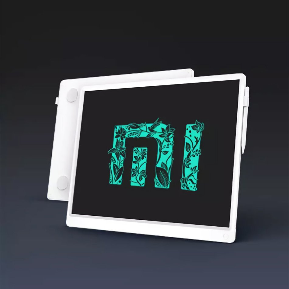 Xiaomi Mijia LCD Writing Tablet 20 Inch Big Screen Ultra Thin Digital Drawing Blackboard Electronic Handwriting with Pen for Kids Adults