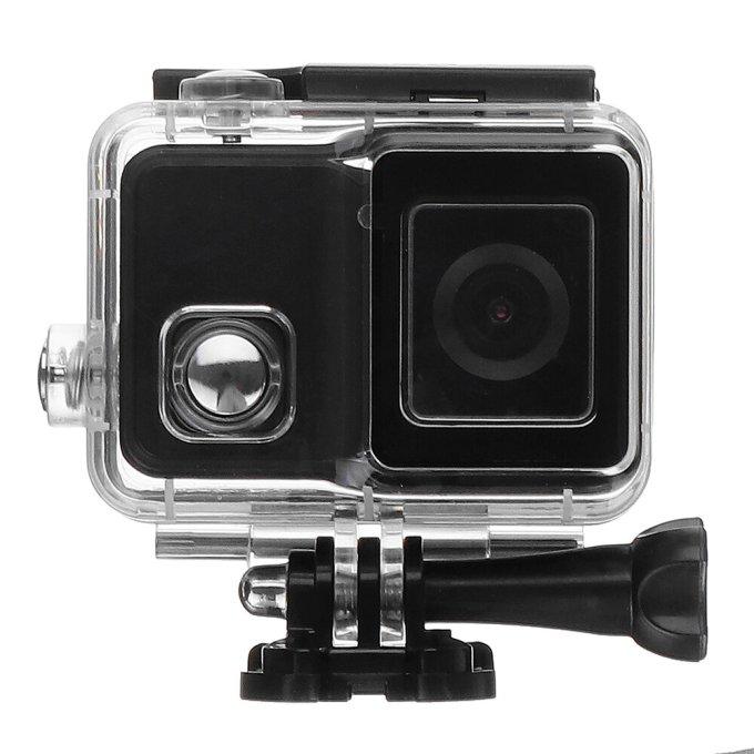 WEIZU DB30 4K AWB Antishake Waterproof Builtin Micro Gimbals Stabilizer FPV Sport Vlog DV Camera