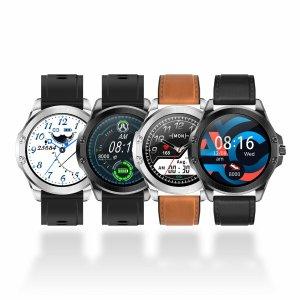 Στα 15€ από αποθήκη Κίνας | [SPO2 Monitor]SENBONO S11 Lightweight Full-round Wristband Heart Rate Blood Pressure Fitness Tracker IP68 Smart Watch