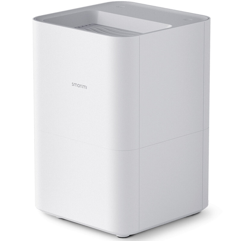 Smartmi CJXJSQ02ZM Evaporation Air Humidifier 240ml/h 4L Capacity Touch Control with APP Control Low Noise