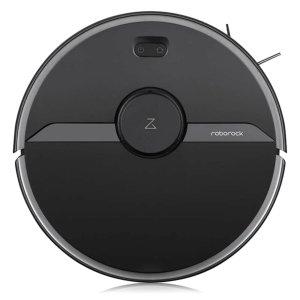 Στα €323.62 από αποθήκη Τσεχίας | Roborock S6 Pure Robot Vacuum Cleaner 2000Pa Suction Smart LDS SLAM Navigation Works with Google Pet Hairs Carpet Dust Robotic Collector