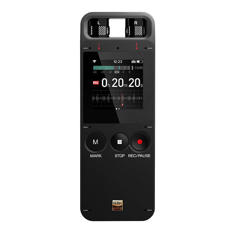 Sogo E1 32GB WIFI 63 Languages Online Translator AI Intelligent Voice Recorder Turn Text Professional HD Noise Reduction Recorder Translation