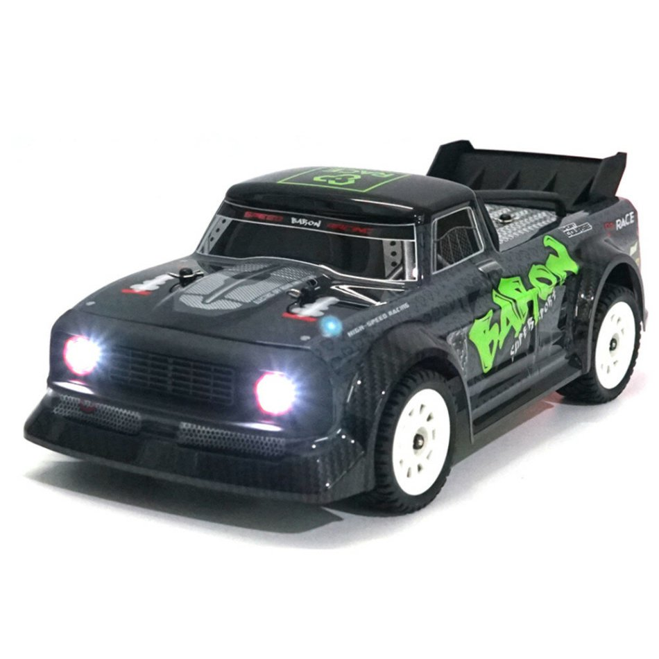 SG 1603 RTR 1/16 2.4G 4WD 30km/h RC Car LED Light Drift On-Road Proportional Control Vehicles Model COD