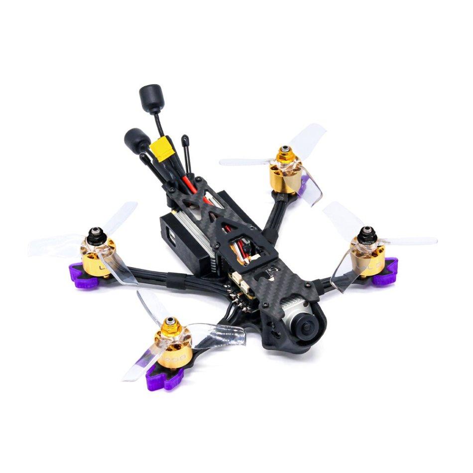 Eachine LAL3 HD DJI 145mm 3 Inch 3-4S FPV Racing Drone PNP DJI FPV Air Unit F4 FC 1408 3750KV Motor 25A ESC