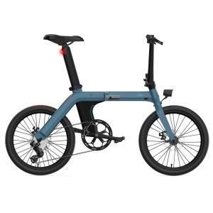 Πτώση τιμής και το συγκεκριμένο θα το δούμε και ζωντανά στα €7368 από αποθήκη Τσεχίας| [EU Direct] FIIDO D11 11.6Ah 36V 250W 20 Inches Folding Moped Bicycle 25km/h Top Speed 80KM-100KM Mileage Range Electric Bike