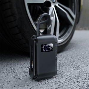 Στα €35.60 από αποθήκη Κίνας   Baseus 150PSI Digital Car Air Compressor Wireless Tyre Inflator Motorcycle Bicyle Tire Inflatable Portable Electric Auto Pump