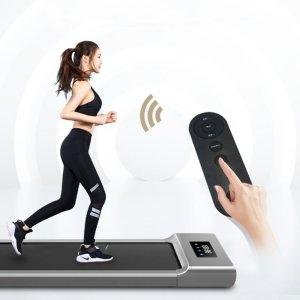 Στα €227.34 από αποθήκη Τσεχίας | KALOAD 50cm Wide Tread Treadmill 6 Modes Max Speed 6k/h Wireless Control Electric Fitness Walkingpad Machine for Family Max Load