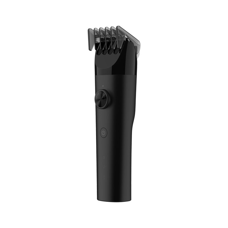 XIAOMI Mijia Smart IPX7 Waterproof Hair Clipper 0.5mm-1.7mm Short Hair Triming Rechargeable Hair Trimmer Titanium Coated Ceramic Blade