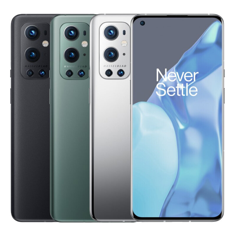 OnePlus 9 Pro 5G Global Rom 8GB 128GB Snapdragon 888 6.7 inch 120Hz Fluid AMOLED Diaplay with LTPO 50MP Camera 50W Wireless Charging Smartphone
