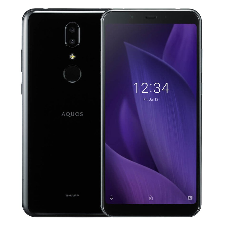 SHARP AQUOS V Global Version 5.9 inch FHD+ 13MP+13MP Dual Rear Cameras Android 9.0 4GB RAM 64GB ROM Snapdragon 835 Octa Core 4G Smartphone COD