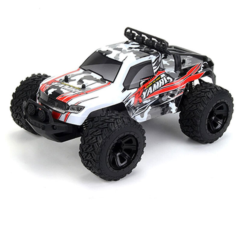 YAMRC 1/14 RC Car 2.4G 2WD RTR Desert Off Road Pickup RC Truck RC Vehicle Model for Enthusiasts and Beginners