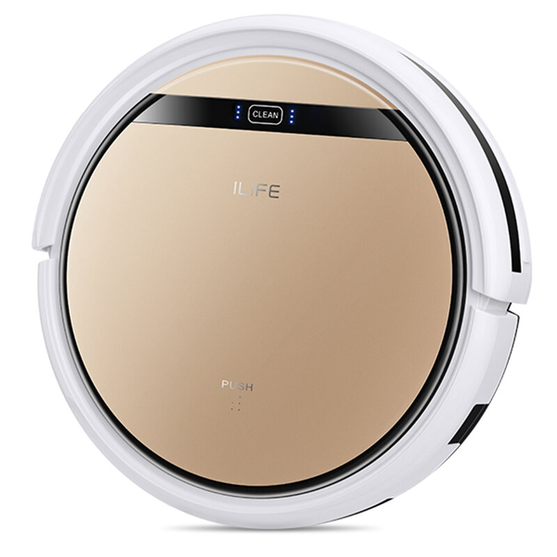 ILIFE V5S Pro Multifunction Smart Robot Sweep Mop Vacuum Cleaner Remote Control 850Pa Strong Suction