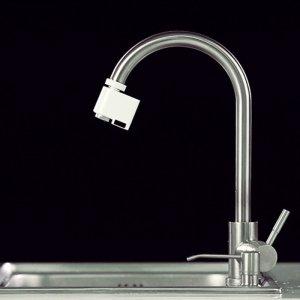 Έξυπνο αισθητήριο για την βρύση καΣτα €9.40 από αποθήκη Κίνας | Xiaomi ZAJIA Automatic Sense Infrared Induction Water Saving Device For Kitchen Bathroom Sink Faucet