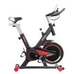Στα 235€ από αποθήκη Τσεχίας | Xmund XD-EB1 LCD Exercise Bike Indoor Cycling Ultra-quiet Adjustment Sports Bicycle Fitness Equipment with Wheels Max Load 130kg