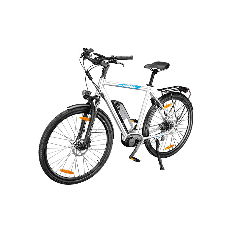 [EU DIRECT] HONG CD01 36V 9.6Ah 250W 27.5inch Electric Bicycle 25Km/h Max Speed 45Km Minimum Mileage Electric Bike