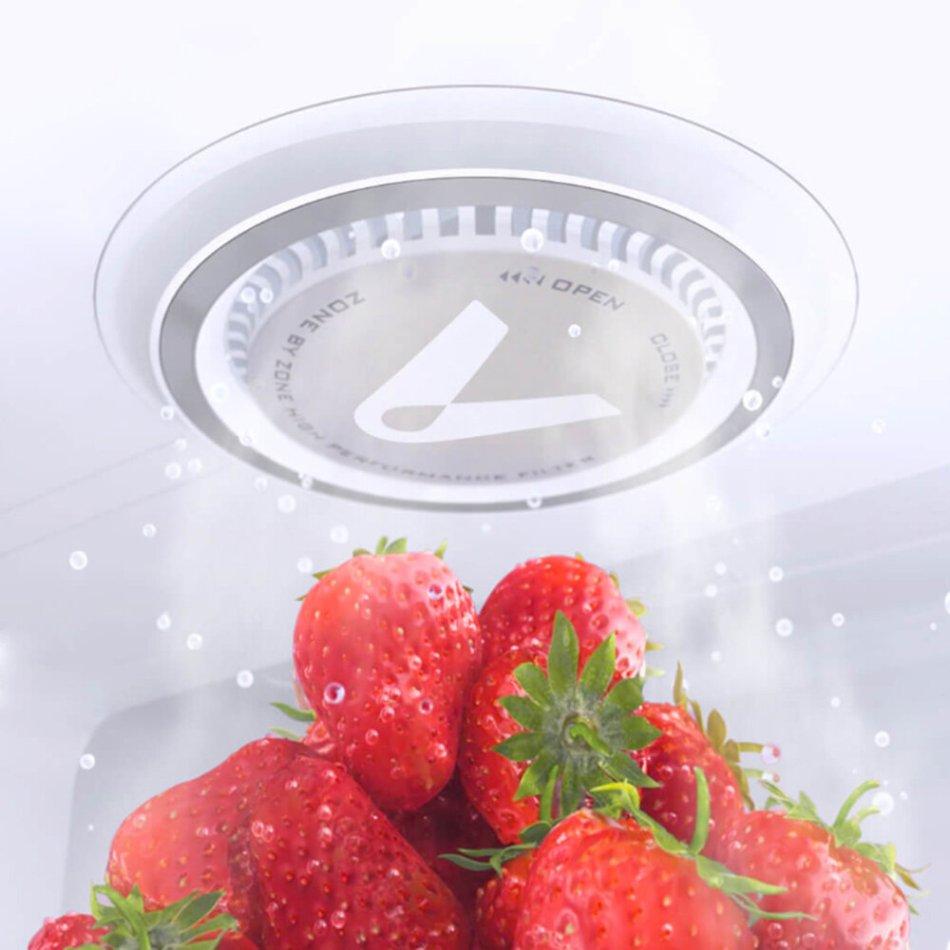 XIAOMI VIOMI VF1-CB Kitchen Refrigerator Air Purifier Household Ozone Sterilizing Deodor Device