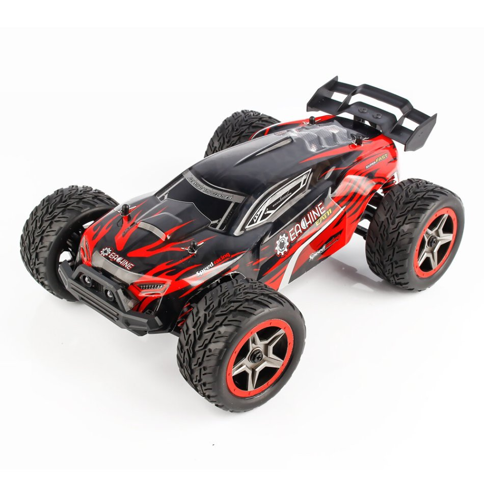 Eachine EAT11 1/14 2.4G 4WD RC Car High Speed Vehicle Models W/ Head Light Full Proportional Control COD