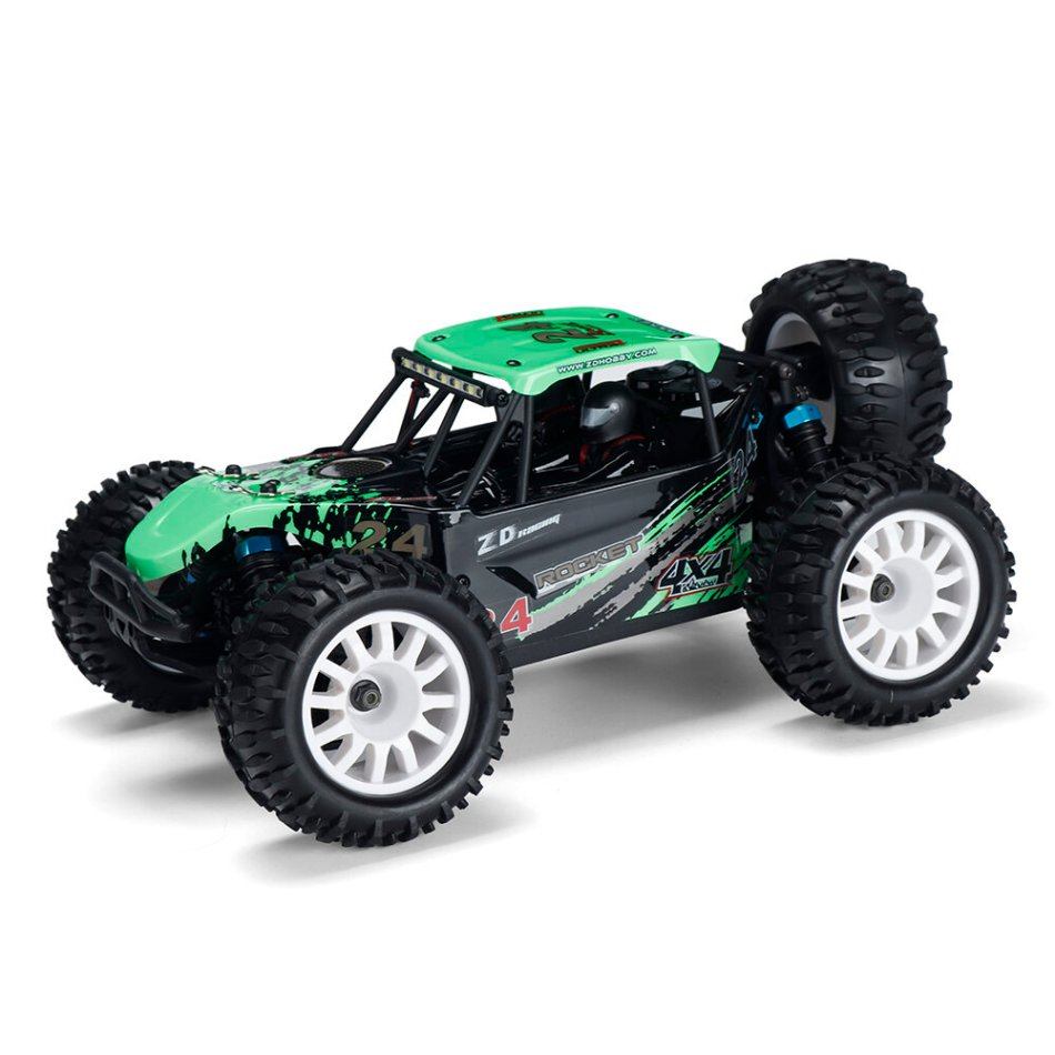 ZD Racing 1:16 Scale ROCKET DTK16 Brushless 4WD Desert Truck RC Car RC Vehicles RC Model 45KM/h