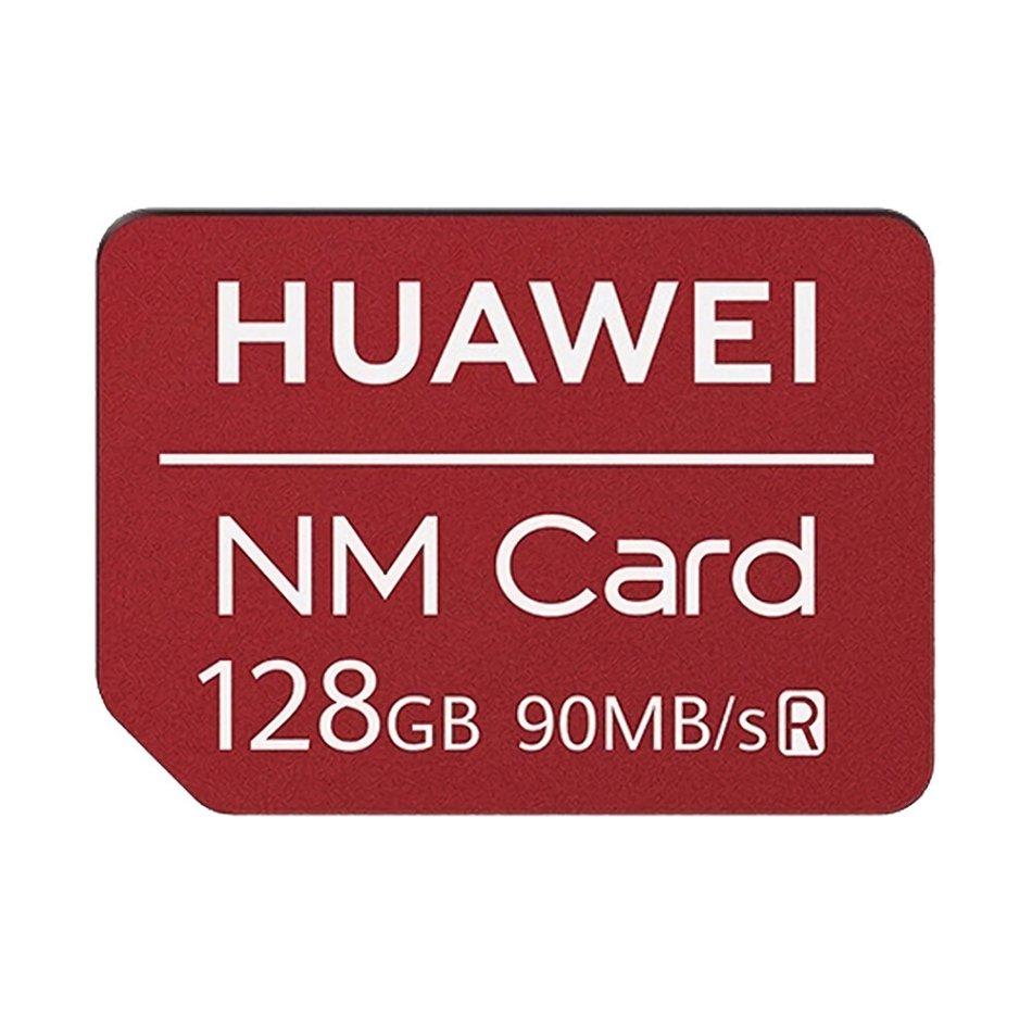 HUAWEI 128G NM Card Memory Card 90MB/s Smart Flash Card 64G 256G Nano Memory Card for Mate 20 Pro Mate 20 X P30