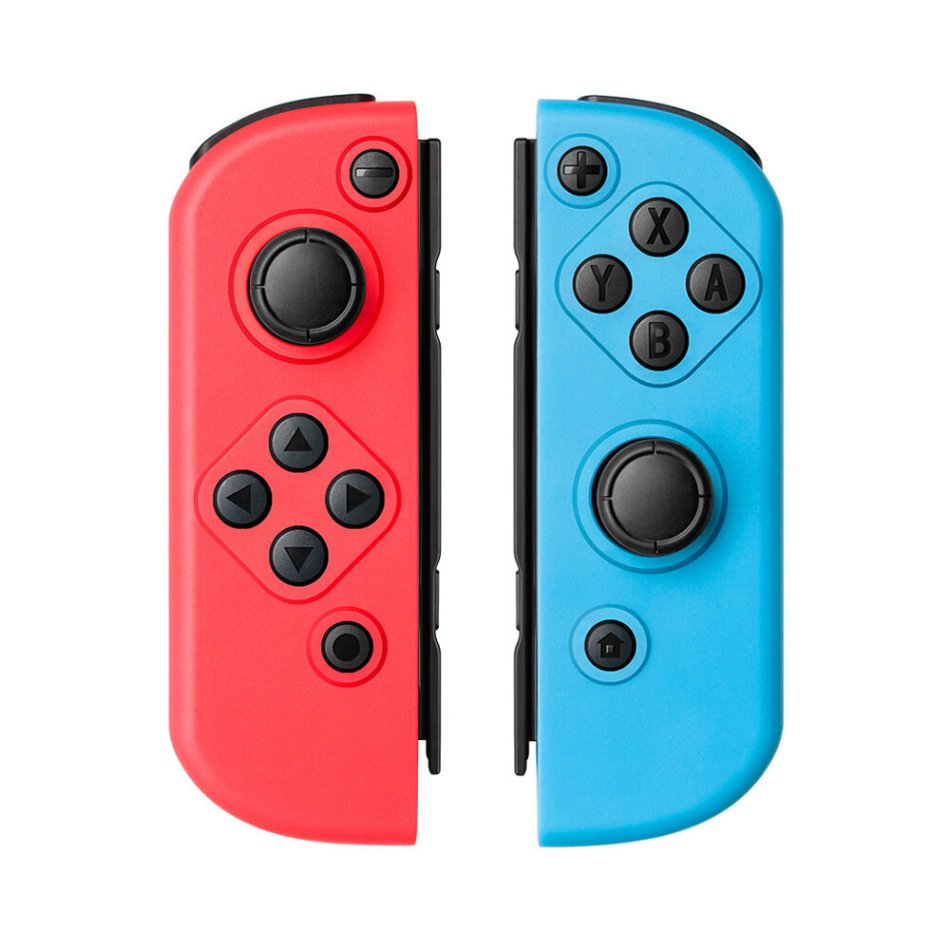 MIMD Left Right Wireless Gamepad for Nintendo Switch Bluetooth Game Controller for NS Switch Game Console