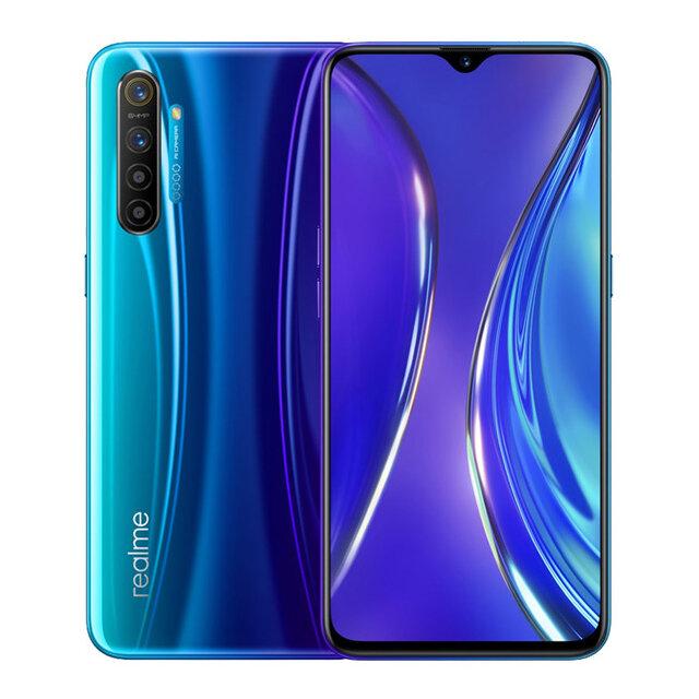 Realme X2 CN Version 6.4 inch FHD+ Super AMOLED NFC 4000mAh 64MP Quad Rear Cameras 8GB RAM 128GB ROM Snapdragon 730G Octa Core 2.2GHz 4G Smartphone