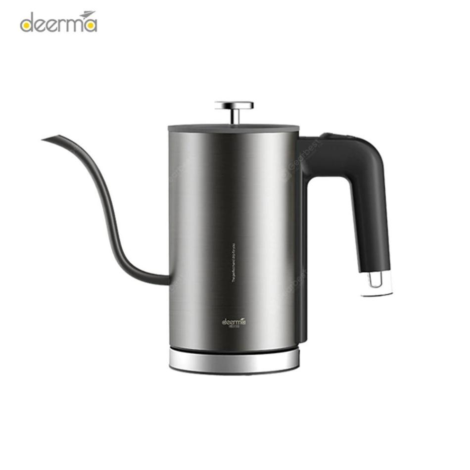 Deerma SC006 8mm Hand Pot Electric Kettle Spout Coffee Slender Spout Matte Texture