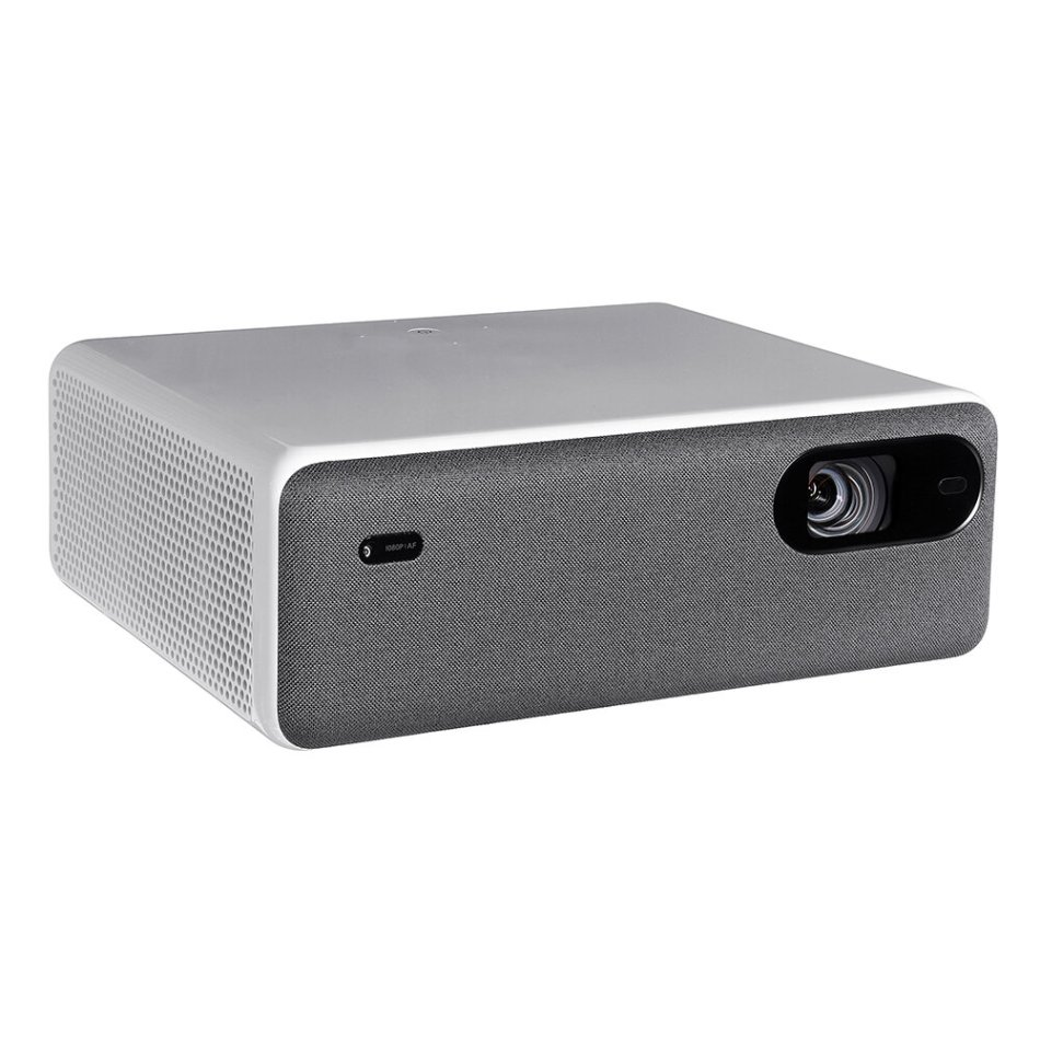 [New Version] XIAOMI Mijia ALPD3.0 Laser Projector 2400 ANSI Lumens 4k Resolution 150 Inch Screen Wifi bluetooth Dual 10W Speaker Home Theater Projector