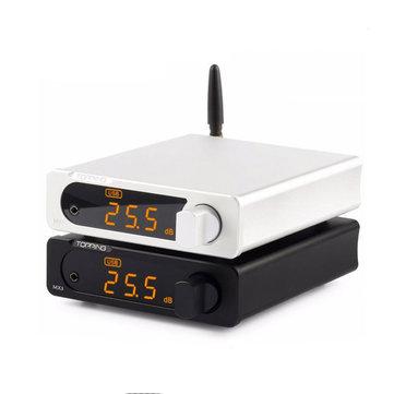 Topping MX3 PCM5102A 2x40W 2x257mW bluetooth NFC EQ HIFI Amplifier USB DAC Headphone Amplifier