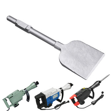 65a 30x410x130mmjackhammer breaker chisel tile chipper cutter extra wide jack hammer drill tool