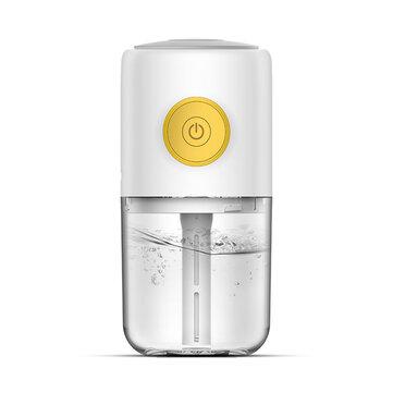 Deerma Mini USB Ultrasonic Mist Humidifier Water Diffusser Air Purifier Mist for Home XIAOMI Cooperation Brand