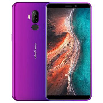 £76.3014%Ulefone P6000 Plus 6.0 inch Dual Rear Camera 6350mAh Battery 3GB RAM 32GB ROM MT6739 Quad core 4G SmartphoneSmartphonesfromMobile Phones & Accessorieson banggood.com