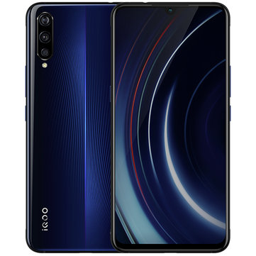 £486.3110%VIVO iQOO 6.41 Inch FHD+ NFC 4000mAh 22.5W Flash Charge 6GB 128GB Snapdragon 855 4G Gaming SmartphoneSmartphonesfromMobile Phones & Accessorieson banggood.com