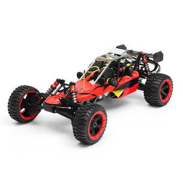 Rovan for Baja 305 Rc Car 1/5 RWD 30.5cc Gas 2 Stroke Engine Symmetrical Steering RTR No Battery