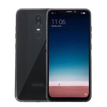 £119.7825%GOME U9 6.18 Inch FHD+ Notch Display 3160mAh Face Unlock 6GB RAM 64GB ROM Helio P23 Octa Core 2.5GHz 4G SmartphoneSmartphonesfromMobile Phones & Accessorieson banggood.com